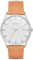 Skagen Slim Holst Watch, 40mm