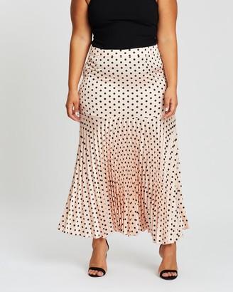 Atmos & Here Auora Pleated Skirt