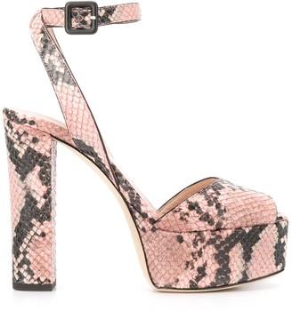 Giuseppe Zanotti Betty 135mm sandals