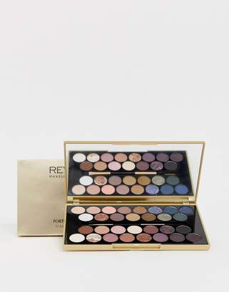 Revolution BBB Fortune Favours the Brave 30 Eyeshadow Palette-Multi