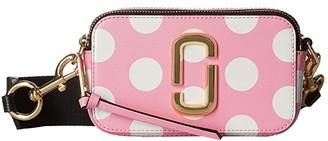 Marc Jacobs The Dot Snapshot (Primrose Multi) Handbags