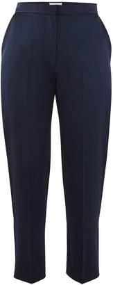 Maison Rabih Kayrouz Straight satin trousers