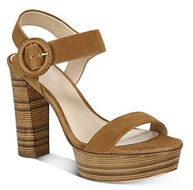 Via Spiga Women's Ira Strappy Platform High-Heel Sandals