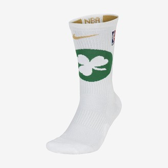 Nike NBA Crew Socks Boston Celtics Elite