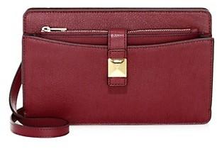 Furla XL Diva Leather Crossbody Wallet