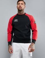 Umbro Pro Training Sweatshirt In Black