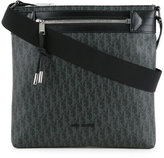 Christian Dior top zip pouch - men - Canvas - One Size