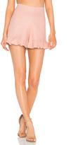 Karina Grimaldi Jonas Linen Shorts