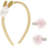 Accessorize Character Alice Band & Hair Clip Set