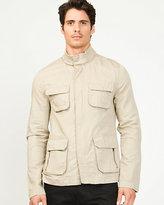 Le Château Linen Blend Jacket