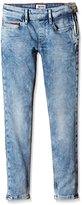 Tommy Hilfiger RENEE JEGGING TLSSTR Girls'Trousers - Blue -
