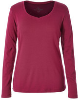 Royal Robbins Women's Kick Back Sweet V-Neck T-Shirt