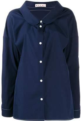 Marni loose button-up shirt