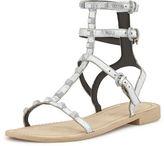 Rebecca Minkoff Georgina Studded Gladiator Sandal, Black