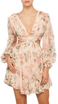 Zimmermann Prima Floating Cut Out Dress