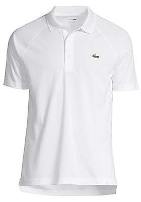 Lacoste Men's SPORT Technical Piqué Tennis Polo