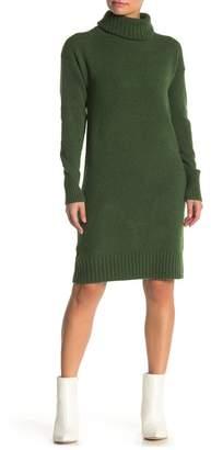 Abound Turtleneck Sweater Dress