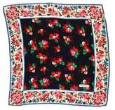 Tiffany & Co. Silk Printed Scarf