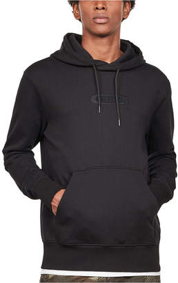 G Star Men Graphic 16 Core Hooded Sweater