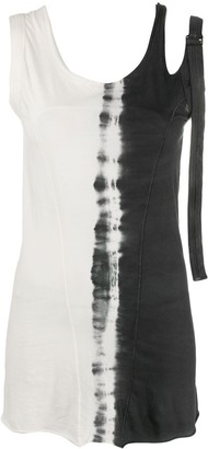 Masnada Tie-Dye Print Vest