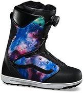 Vans Encore Women's BOA Snowboard Boots - Galaxy / Black - 2016