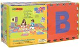 Edushape Edu-Tiles 36 Piece 6x6ft Play Mat