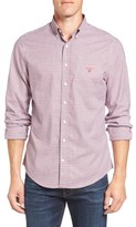Gant Men's Gingham Fitted Sport Shirt