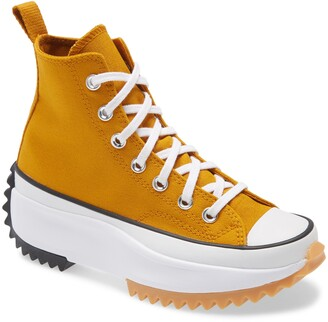 Converse Chuck Taylor All Star Run Star Hike High Top Platform Sneaker
