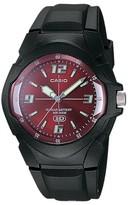 Casio Men's 10-Year Battery Analog Watch - Black (MW600F-4AV)