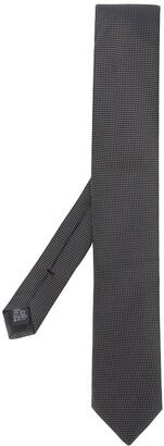 Dolce & Gabbana Micro-Dot Silk Tie