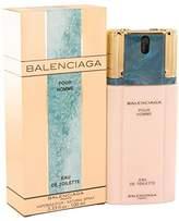 Balenciaga For Men By Eau De Toilette Spray 3.3 oz