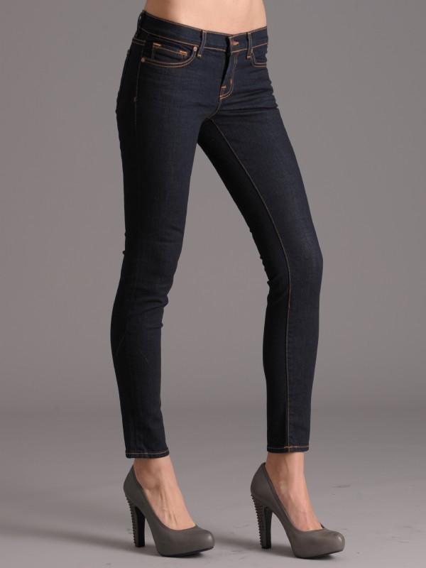 J Brand 910 Skinny Leg Jean