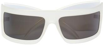 Gianfranco Ferré Pre-Owned Thick Arm Sunglasses