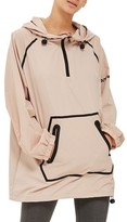 Ivy Park Women's Perforated Pullover Jacket