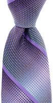 Murano Fade Dotted Stripe Traditional Silk Tie