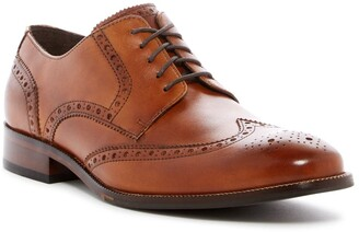 Cole Haan Benton Leather Wingtip Derby II - Wide Width Available