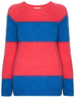 Molly Goddard Noah stripe-pattern jumper