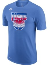 Nike Brooklyn Nets Men's Hardwood Classic Dry Essential Logo T-shirt