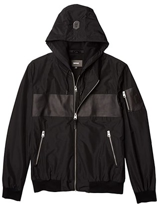 Mackage Weston-R Rain Jacket (Black) Men's Coat