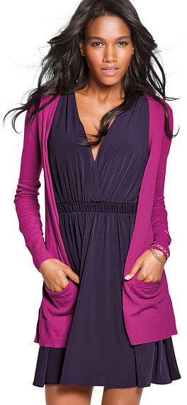 Victoria's Secret The Long & Lean Cardi Sweater