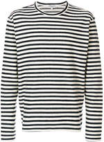 YMC striped long sleeve T-shirt