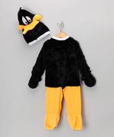 Rubie's Costume Co Black & White Daffy Duck Dress-Up Set - Infant
