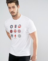 Ben Sherman British Graphic T-shirt