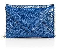 The Row Women's Python Envelope Clutch