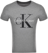 Calvin Klein Reissue T Shirt Grey