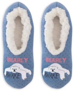 K. Bell Socks K. Bell Women's Bearly Awake Slippers