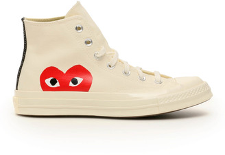 Comme des Garcons Chuck 70 Hi-top Sneakers