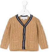 Tartine et Chocolat cable knit cardigan