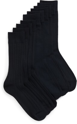 Nordstrom 5-Pack Ultrasoft Socks