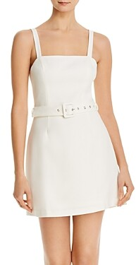 French Connection Belted Mini Dress - 100% Exclusive